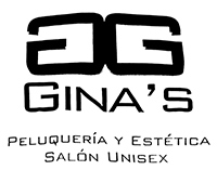 Gina's Hair and Beauty Salón logo